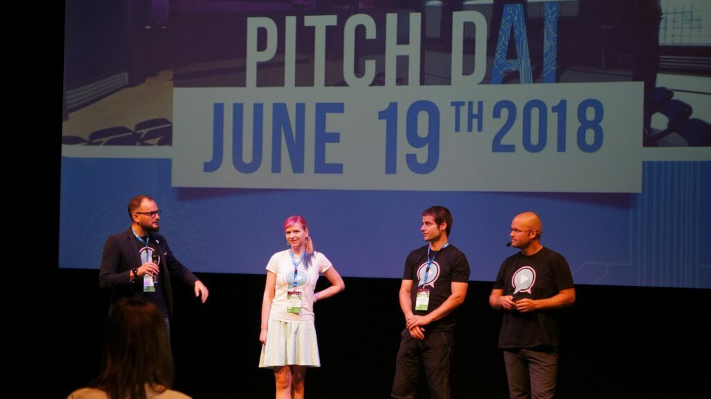PITCH AI DAY 2018