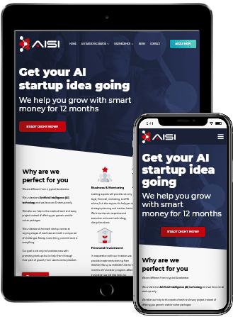 Visual Rebranding of AISI