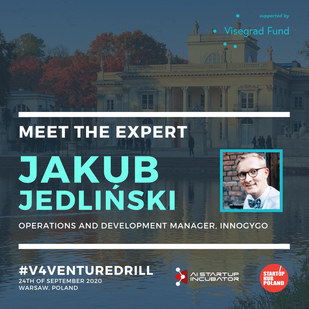 #V4:VentureDrill - Warsaw, Poland 24th September