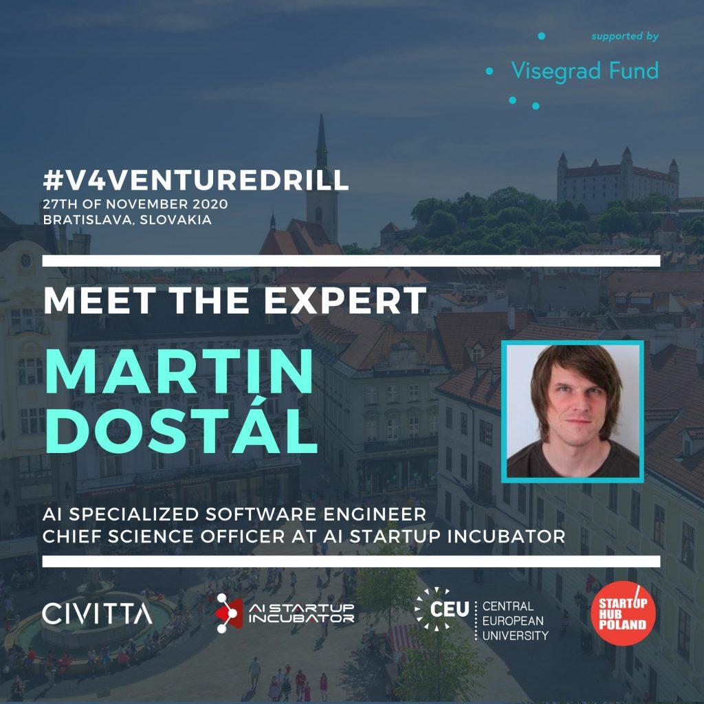#V4:VentureDrill - Bratislava, Slovakia
